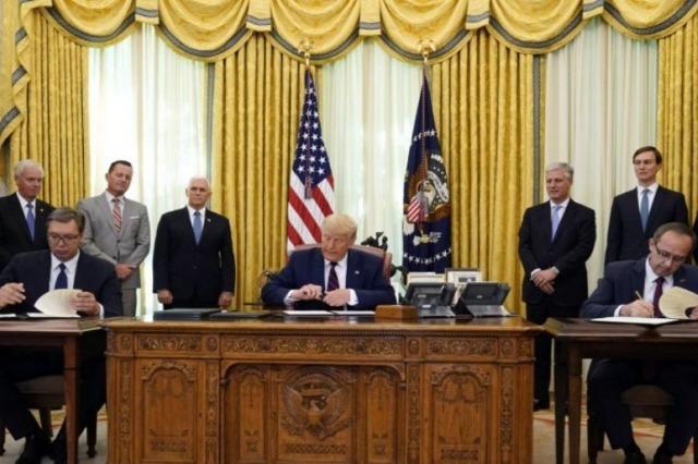 Kosova Meclisi, Washington Anlaşmasına ilişkin kararı reddetti