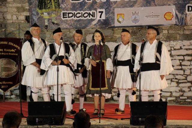 '' Divani Lunxhot '' Festivali düzenlendi
