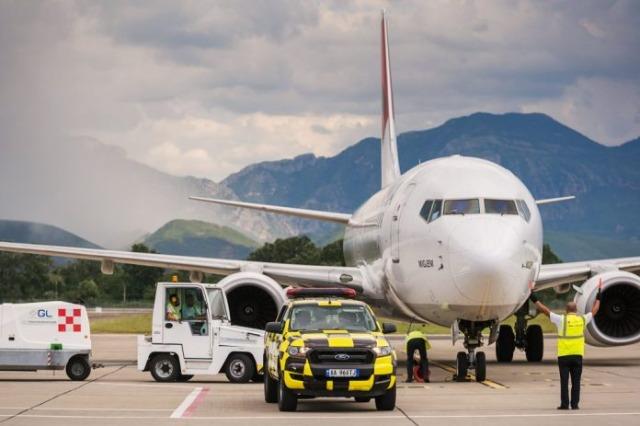 Le volume de marchandises transportées par voie aérienne a augmenté de 5,4 %