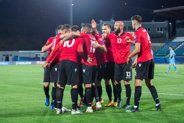 Duelli con San Marino e Ungheria si svolgeranno a Elbasan Arena