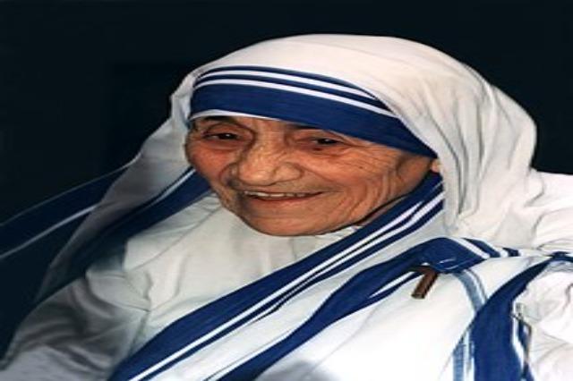 111e anniversaire de la naissance de Mère Teresa