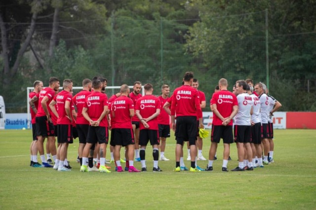 The Albanian national team loses 3 positions in the FIFA rankings, Kosovo climbs 5 places
