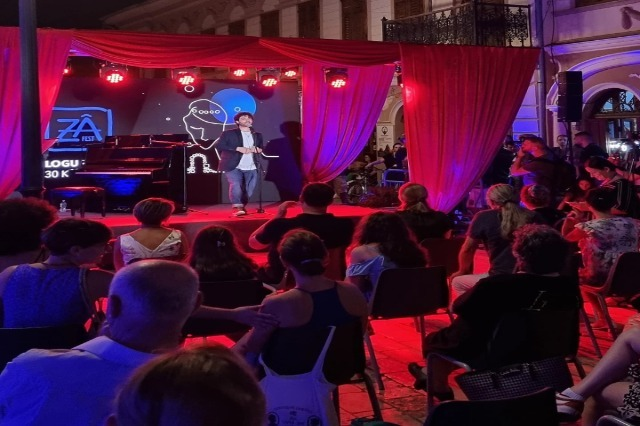 """""""Za Fest"""" in Shkodra, three magical nights with music and singers"""
