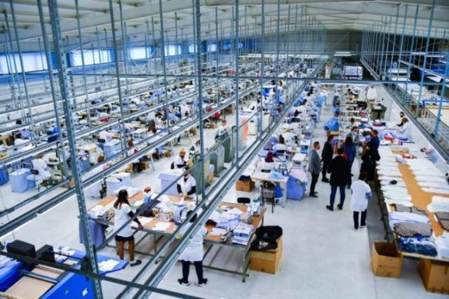 Les échanges commerciaux avec l'Allemagne de plus de 35 milliards ALL, sont menés par le textile