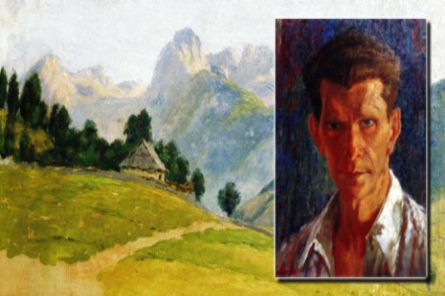 Zef Kolombi, importante pittore dell'arte realista albanese