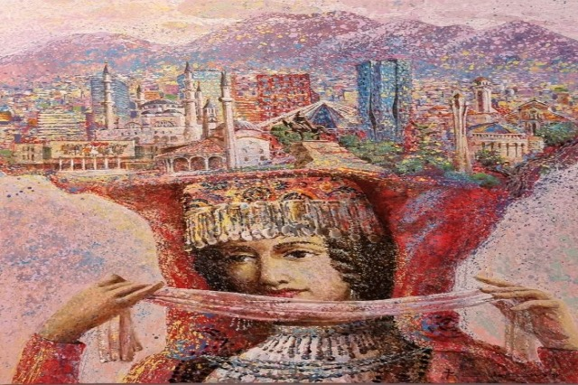 Άνοιξε έκθεση ζωγραφικής στο Πόγραδετς