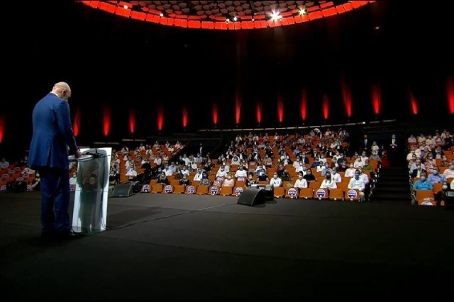 """""""Grand Gala""""- Le Théâtre National d'Opéra et de Ballet rouvre les portes"""