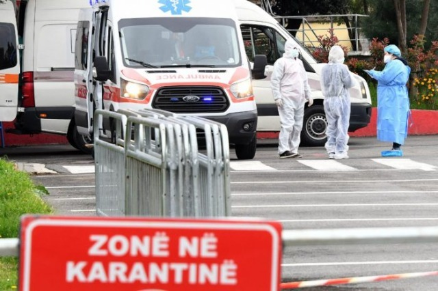 Kovid u Albaniji / 5 žrtava i 995 zaraženih u poslednja 24 sata