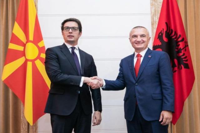 Meta a Pendarovski: supereremo con successo sfide a processo di ammissione in Ue
