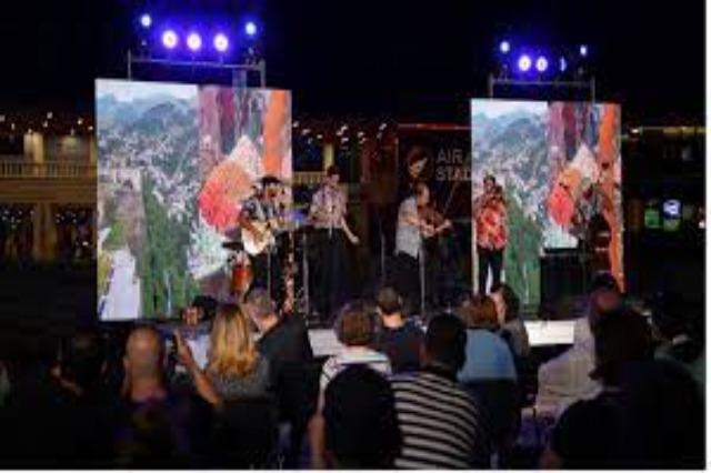 In Tirana hat das  albanisch-israelische Festival begonnen