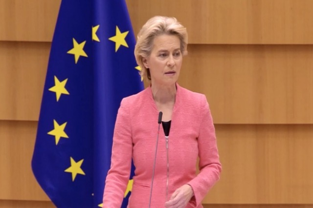 Ursula Von der Leien najavljuje posetu Balkanu