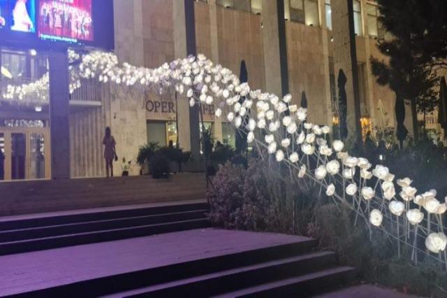 Vigil-Abendgala zur Eröffnung des Nationaltheaters für Oper und Ballett, Hommage an alle Opfer von COVID-19