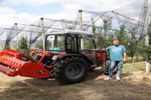 Appui ARDA à la mécanique agricole