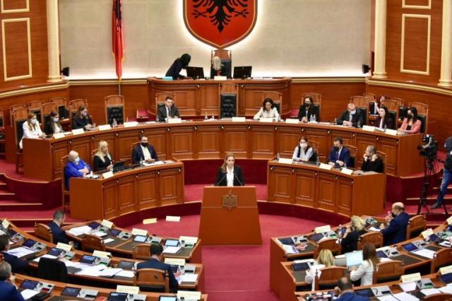 Das albanische Parlament hat das  Programm der neuen Regierung Rama 3  verabschiedet