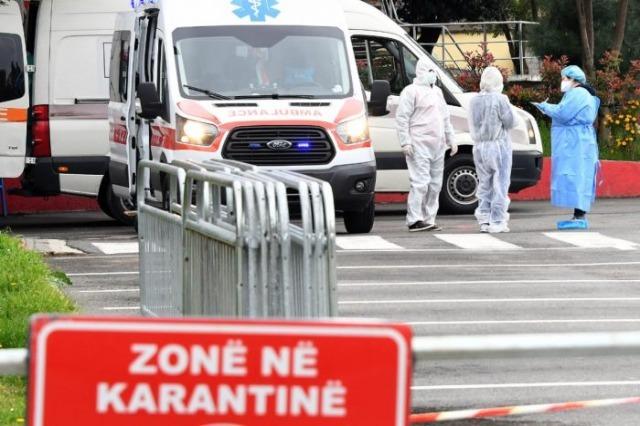 Covid u Albaniji / 4 žrtve, 992 zaražene u poslednja 24 sata