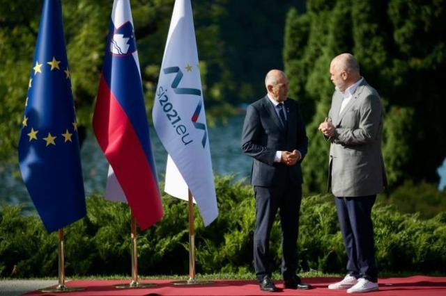"""""""Die Zukunft Europas"""", Rama nimmt am Strategischen Forum von Bled teil"""
