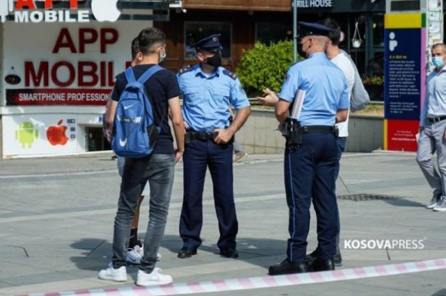 Kosovo, preko 2 hiljade kazni za građane koji nisu poštovali mere protiv covida