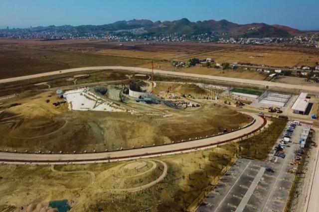 Başbakan Rama, Durres'teki Ekopark'ın yakında yeşil alan olacağını açıkladı
