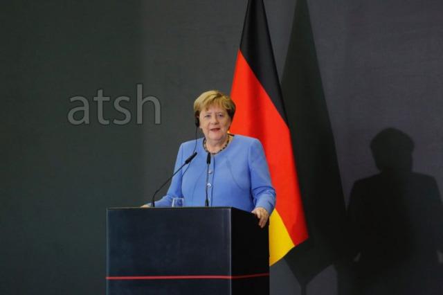 """Merkel """"Açık Balkanlar"""" girişimini destekliyor : Berlin Sürecini güçlendiren işbirliği"""