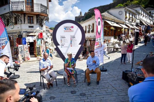 Gjirokastra'da Check-in Fest, 3 gün sanat, müzik ve miras