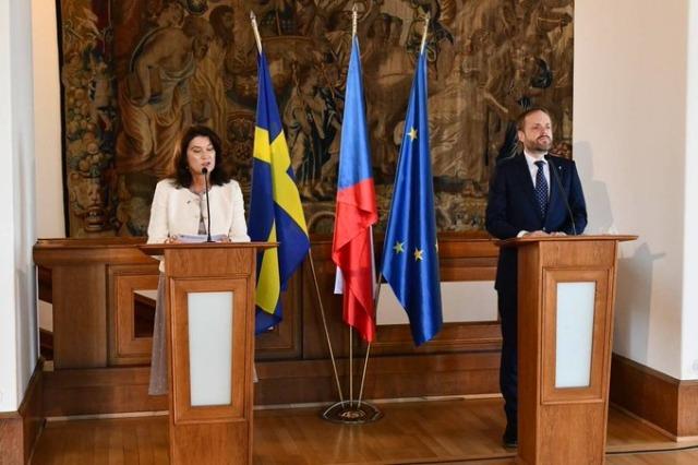 Sweden, Czech Republic unveil priorities in EU presidency: Albania, North Macedonia should start membership talks immediately