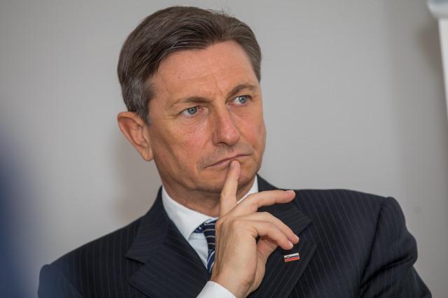 Slovenya Cumhurbaşkanı Pahor : Açık Balkanlar girişimini destekliyorum