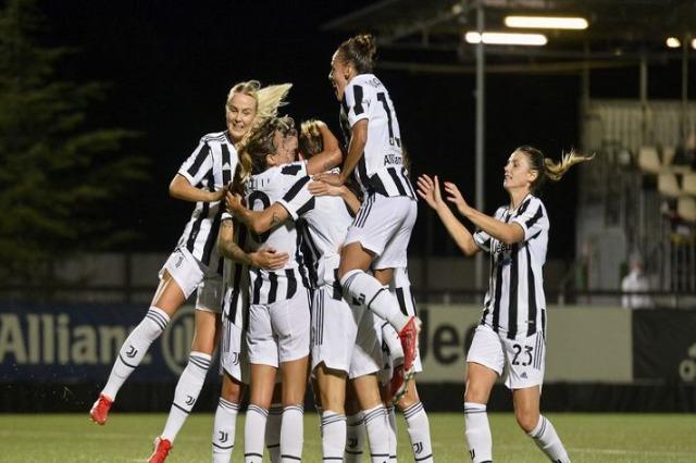 Champions femminile, la Juventus troppo forte per Vllaznia