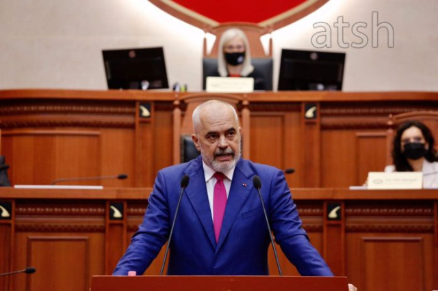 Pm Rama reiterates the cooperation offer with the opposition