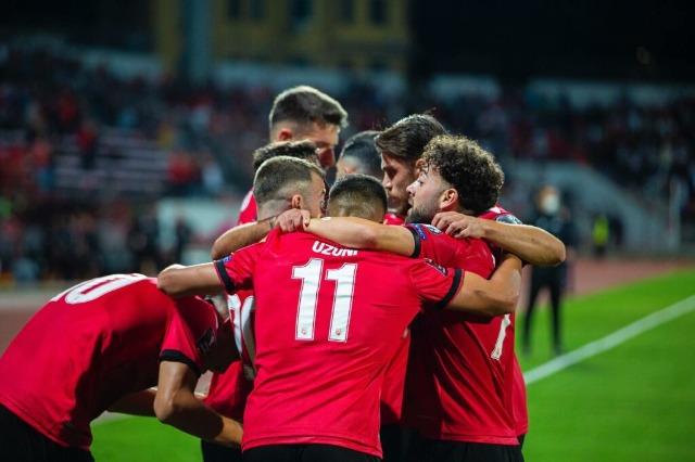 Albanija sa manitom pregazila San Marino
