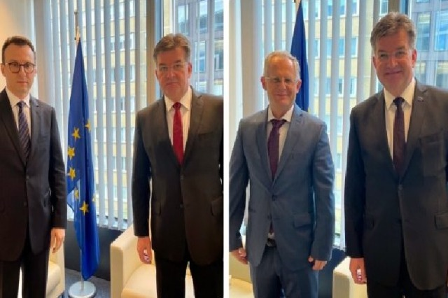 License plates reciprocity/ Kosovo and Serbia to meet in Brussels on Wednesday