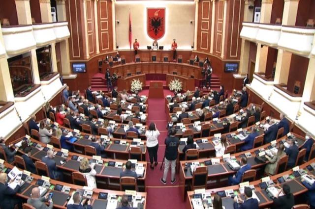 """L'Assemblée approuve le gouvernement """"Rama 3"""""""