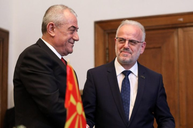 Ruçi a Xhaferi: convocare quanto prima 1° incontro intergovernativo con Ue