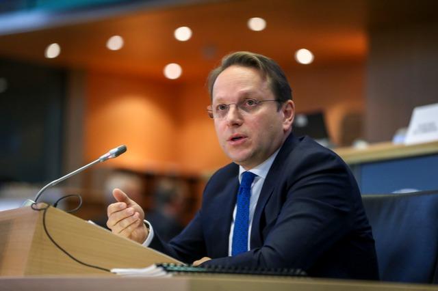 Der EU-Erweiterungskommissar: Von der Leyens Besuch in der Region in diesem Monat, starkes Signal für den Beitrittsprozess