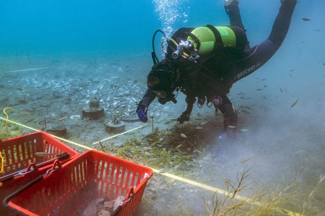 A major discovery on Lake Ohrid, the Neolithic settlement dates back 8,000 years