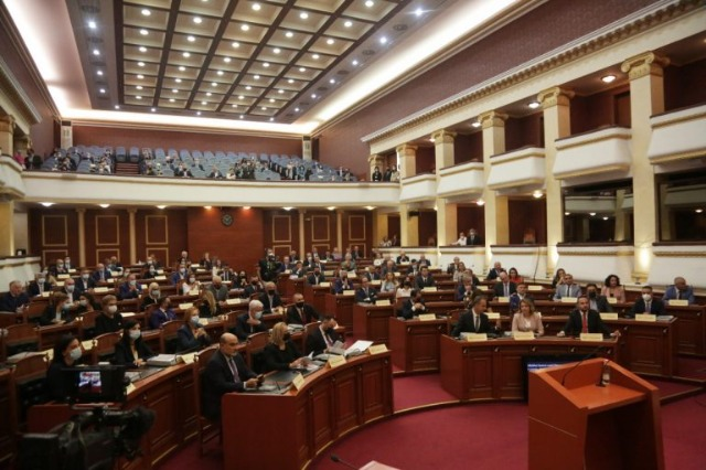Assembly to be gathered today. Rama  expected to present the governing program and the new cabinet! The new structures of the Parliament to be approved
