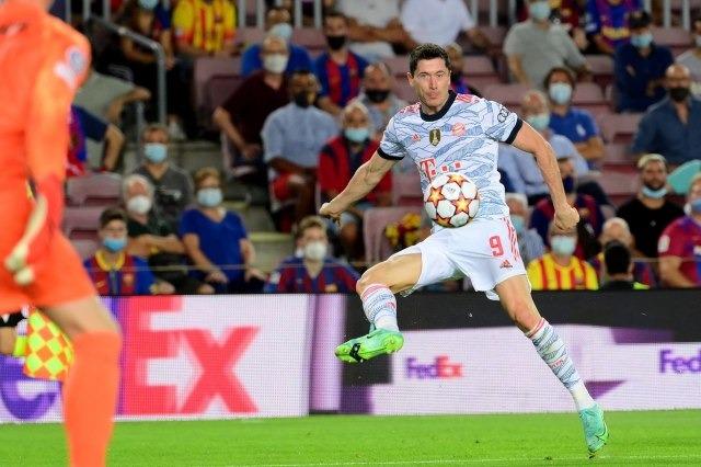 Miler i Levandovski kaznili Barselonu – rutinska pobeda Bajerna