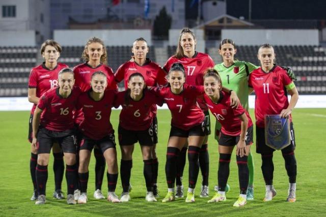 Women's World Cup/ Albania draws with Kosovo at Elbasan Arena