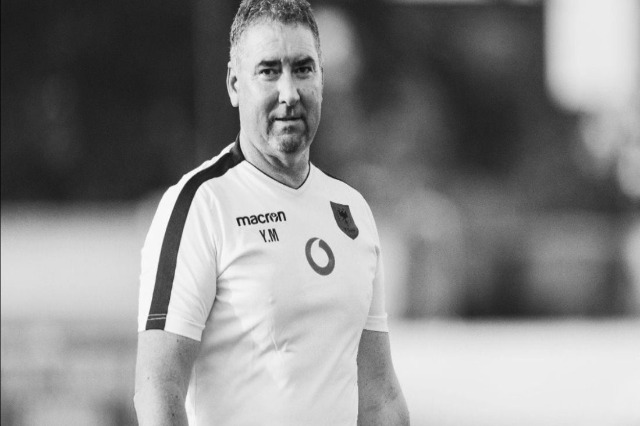 Ylli Mihali, the physiotherapist of the Albanian National Football Team, loses battle with Covid-19