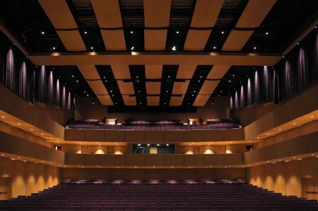 Soirée de gala pour l'inauguration de l'Opéra