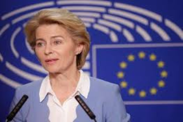 Ursula von der Leyen: 200 million doses of the coronavirus vaccine to non-EU countries by the middle of next year