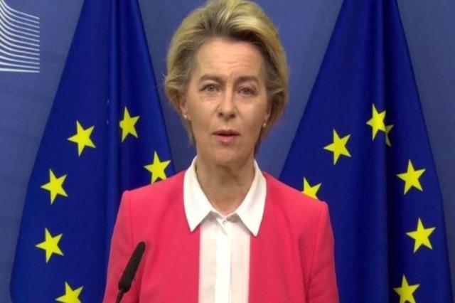 Ursula Von der Leyen annuncia visita nei Balcani: comunicherò il nostro impegno per l'adesione all'UE