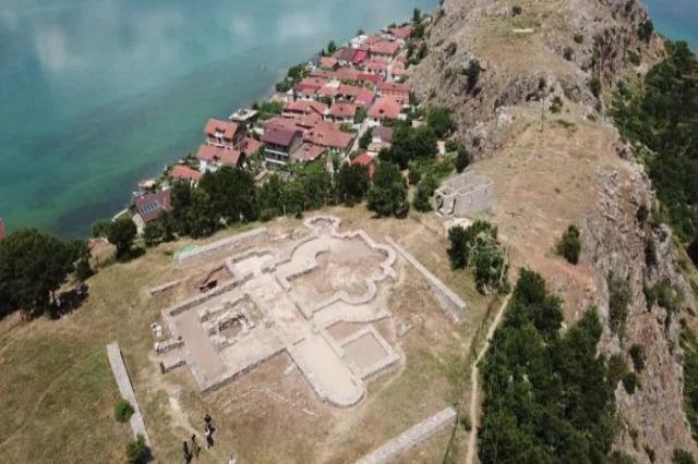UNESCO tarafından korunan miras, Lin mozaiği restorasyondan sonra halka açıldı