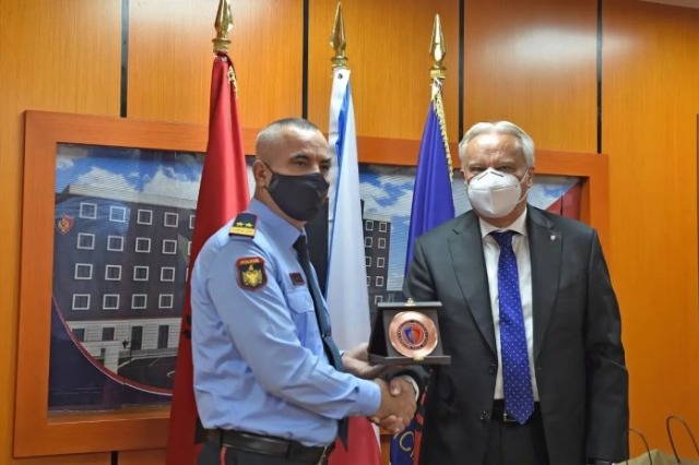 Cooperation with the Czech police, Veliu: More security for drivers