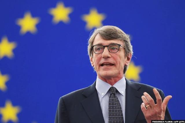 Sassoli : Avrupa Birliği Batı Balkan ülkelerinin AB üyelik sürecini gözden geçirmeli