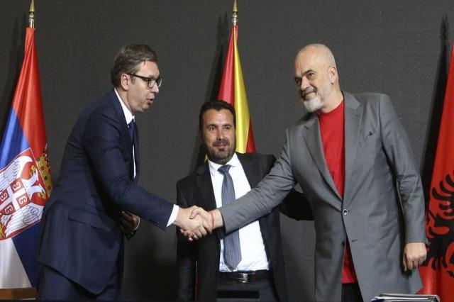 """L'UE n'a pas de position claire sur l'initiative """"Open Balkans"""""""