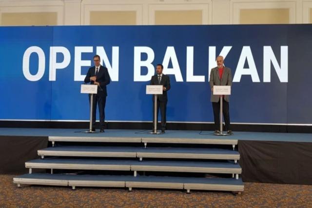 """""""Open Balkans"""" selon business"""