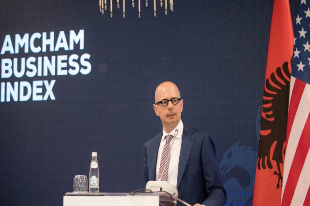 Amerikan Ticaret Odası İş Endeksinin 9. baskısını yayınladı : Arnavutluk gelecekteki yatırımlar için potansiyel bir ülke