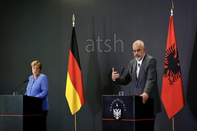 Rama : Hiç kimse bölgeyi Merkel'den daha iyi anlamadı, onsuz Balkanlar bugünkü gibi olmazdı