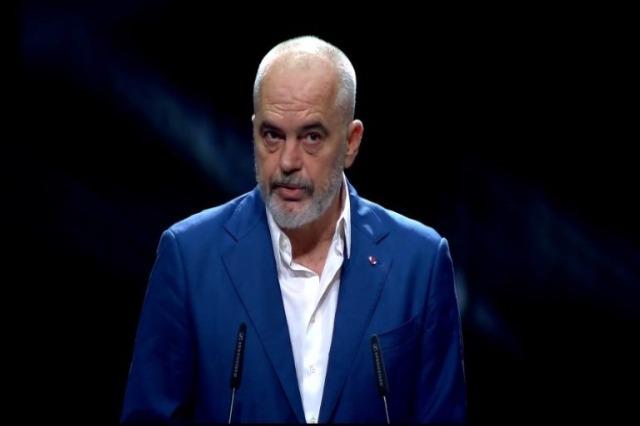 """Der albanische Premierminister, Edi Rama verteidigt die Initiative """"Open Balkan"""""""