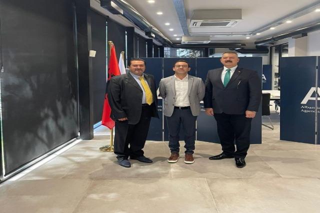 Stärkung der wirtschaftlichen Zusammenarbeit zwischen Albanien und Irak